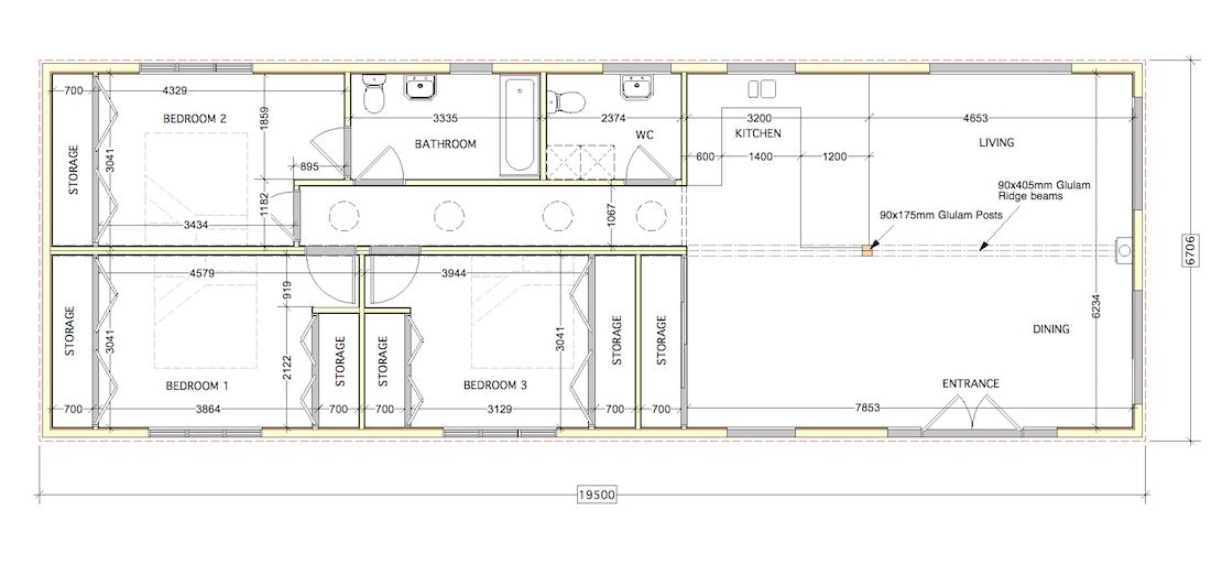 Fullsize LogCabin ParkHome Forsale Plans2 Nice Design